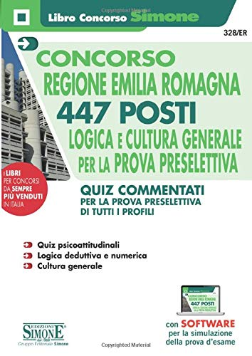 Concorso Emilia Romagna - 447 posti Logica e