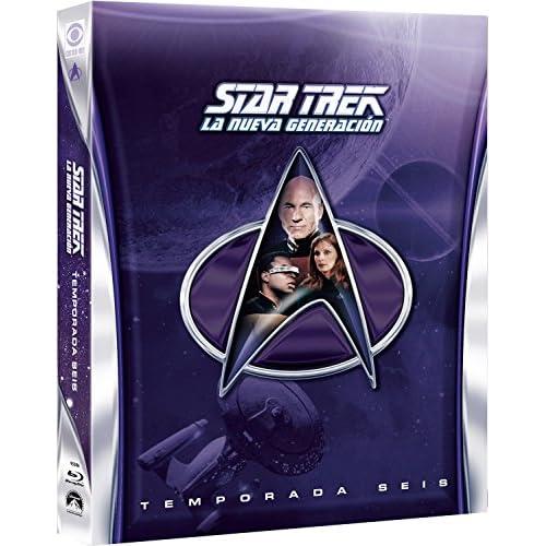 Star Trek: La Nueva Generación - Temporada 6 [Blu-ray] 2
