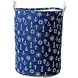 Vollter lavandería barril doblar la ropa de juguete caja de la cesta sujetador calcetines corbata de almacenamiento de contenedores bolso del organizador
