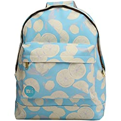 Mi-Pac Gold Backpack Mochila Tipo Casual, 41 cm, 17 litros, Citrus PopBlue