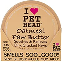 Oatmeal Paw Butter