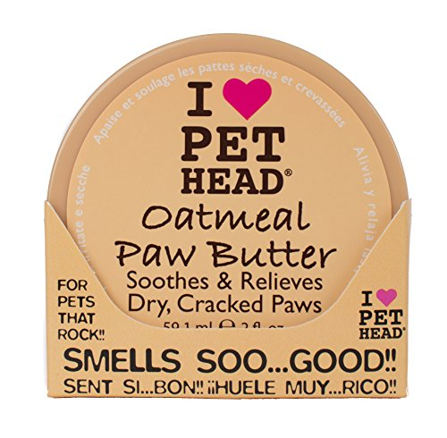 Pet Head Oatmeal Paw Butter, 59.1 ml