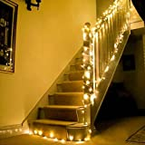 Uping 200 LED String Lights | 66 ft with 8 Modes...