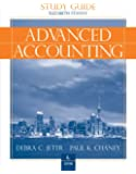 Advanced Accounting: Study Guide with Working Papers in Excel