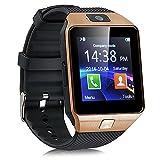 Kivors Bluetooth Reloj Inteligente DZ09, Smartwatch Teléfono Inteligente - Best Reviews Guide