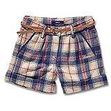 Mexx Mädchen Shorts mit Gürtel K1REA777 Wolle Gr.