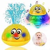 ZHENDUO Badespielzeug, Elektrische Induktionssprinkler Wasserspray Spielzeug,...