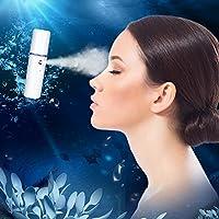 Bromose nano vapor pulverizador pulverizador portátil de humedad cara mini Cool Mist facial Señor nano Facial Mist Sprayer USB carga