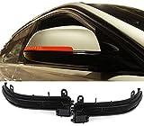 Tenzo-R 33649_4 Dynamic LED Spiegel Blinker schwarz