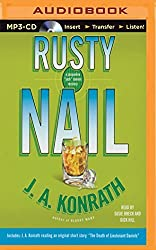 Rusty Nail (Jack Daniels Mysteries) by J. A. Konrath (2015-09-06)