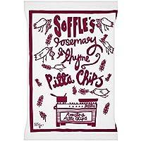 Soffles Los Chips De Pita Romero Y Tomillo Bolsa De Cuota De 165G