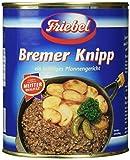 Friebel Bremer Knipp - Hackgrütze, 6er Pack (6 x 800 g)
