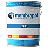 Membrapol 260 Impermeabilizzante Poliuretanico, Bianco, 6 kg