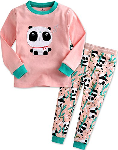free-shippingvaenait-baby-1-7-years-girls-longsleeve-pyjama-sleepwear-set-panda-bebe-xl