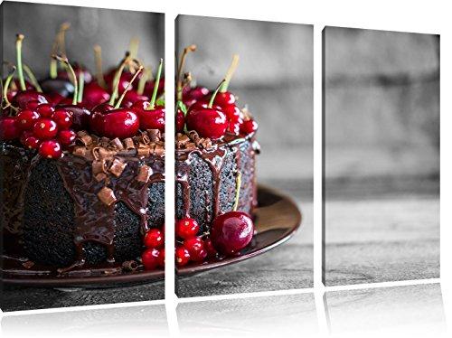 Heavenly torta al cioccolato / bianco 3