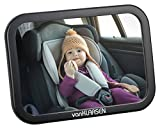Baby Auto Spiegel – Premium Rücksitzspiegel: Bruchsicherer Babyspiegel für die