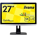 "iiyama ProLite XB2779QQS-S1 27"" 5K Ultra HD IPS Matt Silver computer monitor LED display - Computer Monitors (68.6 cm (27""), 5120 x 2880 pixels, LED, 4 ms, 440 cd/m², Silver)"