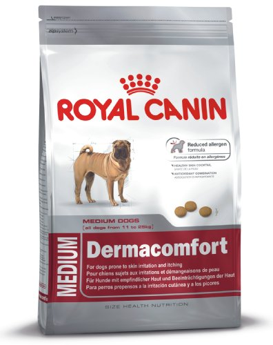 Royal Canin C-08419 S.N. Medium Dermacomfort - 10