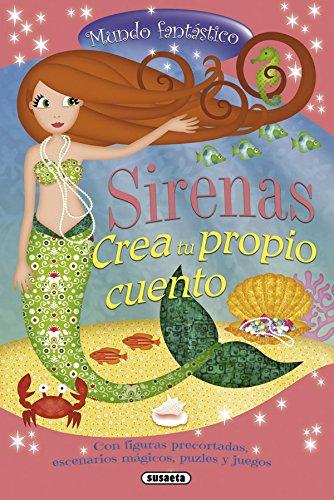 Sirenas (Mundo fantástico) por Susaeta Ediciones S A