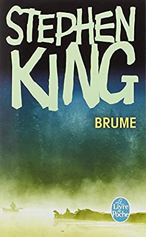 The Mist Stephen King - Brume