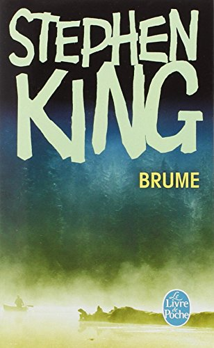 Brume par Stephen King