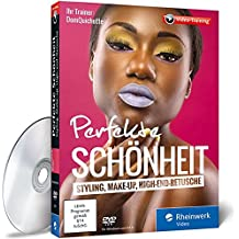 Perfekte Schönheit: Styling, Make-up, High-End-Retusche