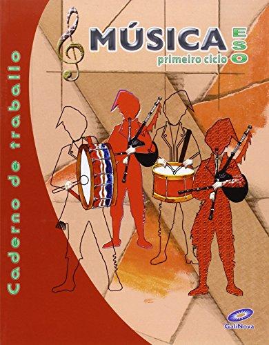 Século, música, 2 ESO. Caderno de exercicios por Patricia Fernández García