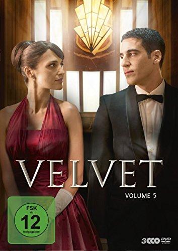 Velvet - Volume 5 [3 DVDs] - La La Velvet Kostüm
