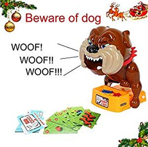 Cuidado Juego Mesa Perro Juego Mesa Sonido Perro eléctrico