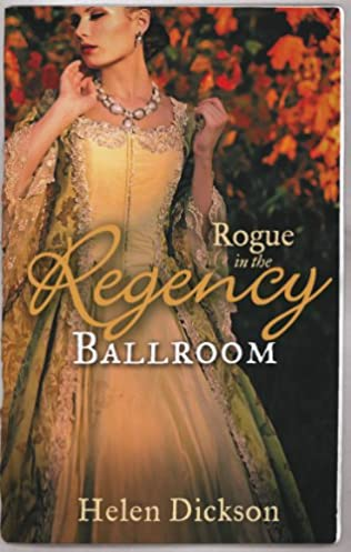 book cover of Rogue in the Regency Ballroom