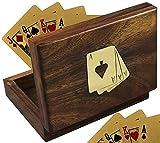 SKAVIJ Scatola legno Natale cassa di supporto per piattaforma da gioco in legno per 1 ripiano di gioco marrone scatola decorativa marrone -10,7 cm