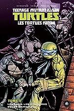 Les Tortues ninja - Les Fous, les Monstres et les Marginaux de Mateus Santolouco