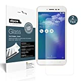 dipos I 2x Screen Protector matte for Asus ZenFone Live