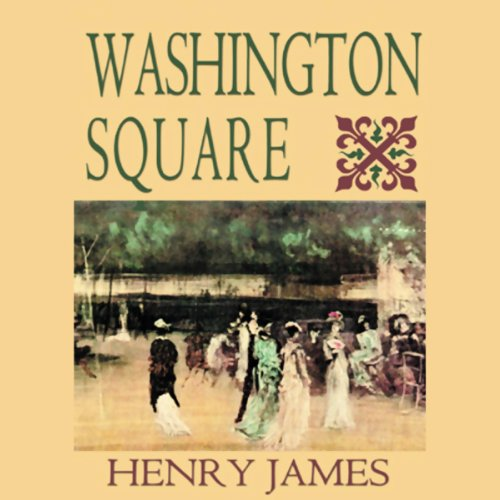 Washington Square (Blackstone Audio Edition)  Audiolibri