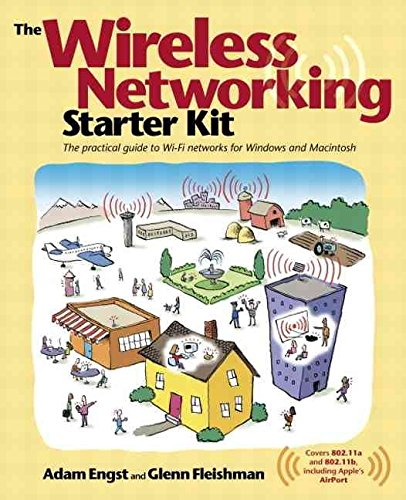 [(Wireless Networking for Windows and Macintosh)] [By (author) Adam C. Engst ] published on (December, 2002)