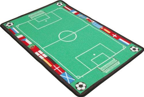 Meubinex Spielteppich getuftet grün Größe 80x120 cm
