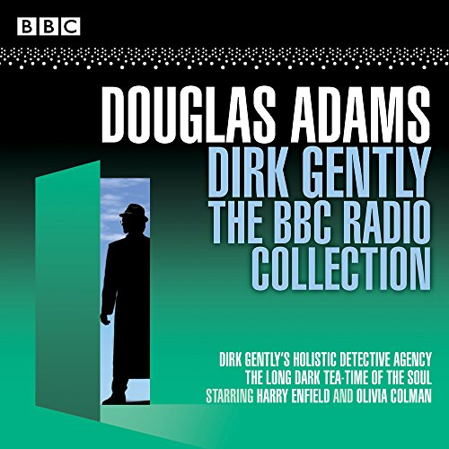Dirk-Gently-The-BBC-Radio-Collection-Two-BBC-Radio-full-cast-dramas-BBC-Audio