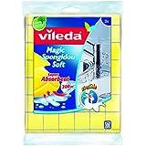 Vileda - 4012047 - Carré Vaisselle spongidou - Pack de 3 - Lot de 2