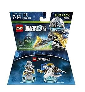 Ninjago Zane Fun Pack - LEGO Dimensions by Warner Home Video - Games