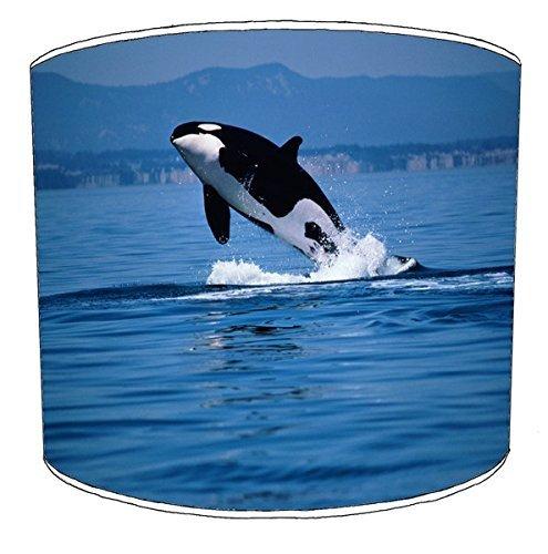 20,5cm Decke Killer Whale orca Print Lampenschirme 6 -