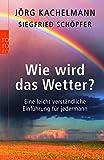 Wie wird das Wetter?: Eine leicht verständliche Einführung für jedermann - Jörg Kachelmann