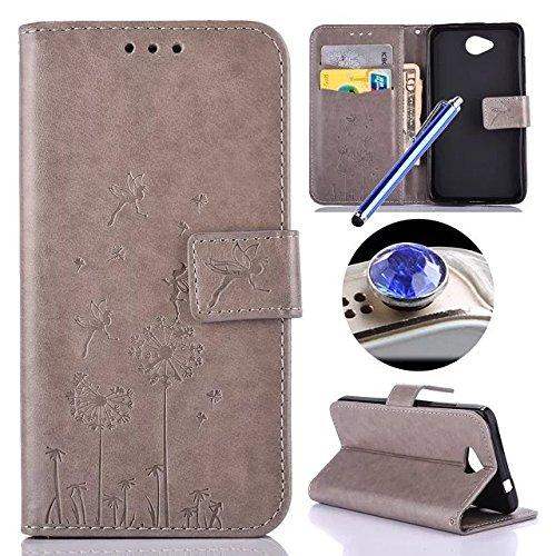 microsoft-lumia-650-leather-casemicrosoft-lumia-650-wallet-caseetsue-retro-vintage-dandelion-fairy-b