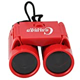 #3: Binocular Plastic Folding Day and Night Vision | Travel Hunting Sports | Small/Pocket Size | Children Gift Collection | Least Price | Assorted Colour