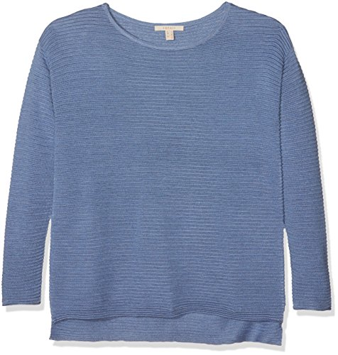 ESPRIT, Felpa Donna Blu (Light Blue 5 444)