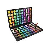 YUSHI Le Donne di Tutti i Giorni SUMI Occhio Neutro Ombra Palette-Professionale 120 Colori Gamma di Colori Opaca dell'ombretto
