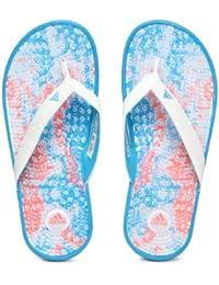 separation shoes eaeaa a99d6 adidas Frauen Weiß Adissage Flip Flops