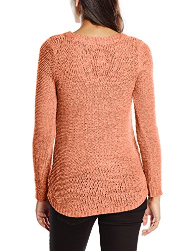 ONLY Damen Pullover Onlgeena Xo L/S Pullover Knt Noos Rosa (Ash Rose)