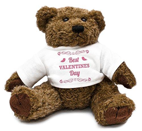 Pink Valentine 's Teddy Bär Love Bird 30