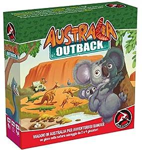 Red Glove-Australia Outback Juego de Mesa