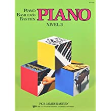 BASTIEN - Metodo Nivel 3º para Piano (WP203E)